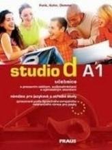 studio d A1 UČ + CD /slovenská verzia/