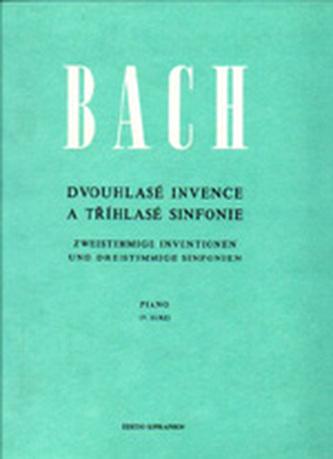 Dvouhlasé invence a tříhlasé sinfonie