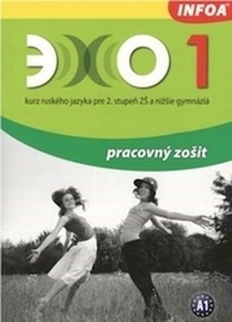 ECHO 1 - pracovní sešit (slovenské vydanie) - Beata Gawęcka-Ajchel