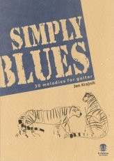 Simply blues /kniha/