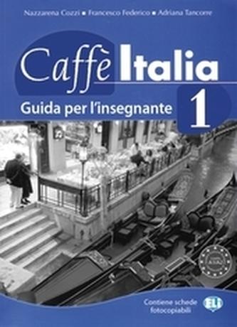 Caffé Italia 1 - metodika