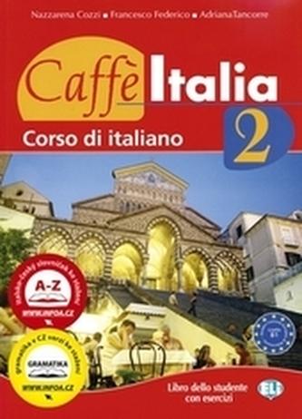 Caffé Italia 2 - učebnice + CD