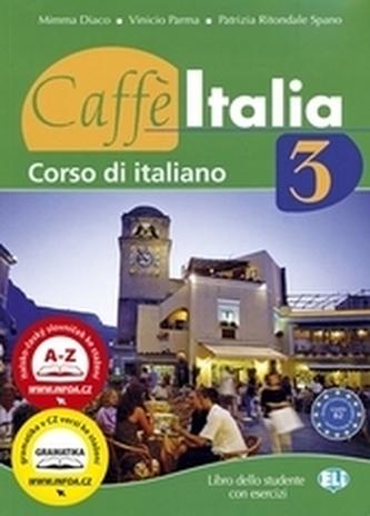 Caffé Italia 3 - učebnice + CD
