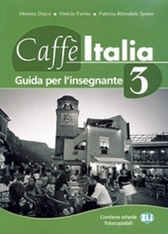 Caffé Italia 3 - metodika
