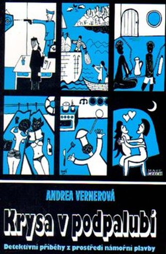 Krysa v podpalubí - Andrea Vernerová