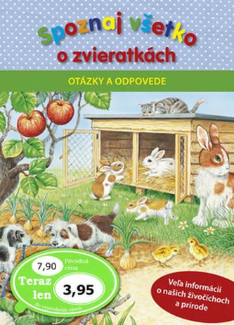 Spoznaj všetko o zvieratkách Otázky a odpovede