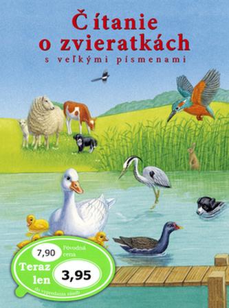 Čítanie o zvieratkách s veľkými písmenami