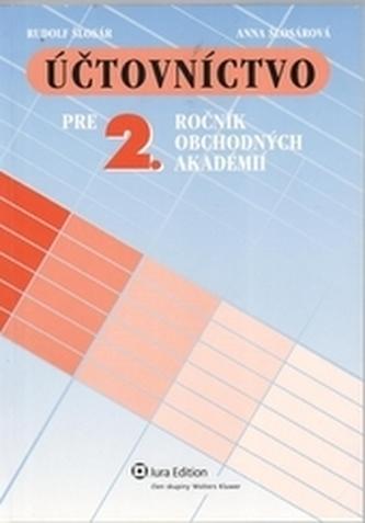 Účtovníctvo pre 2. ročník OA – učebnica