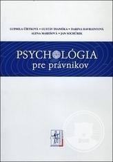 Psychológia pre právnikov