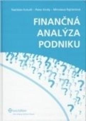 Finančná analýza podniku + CD, 2.vydanie