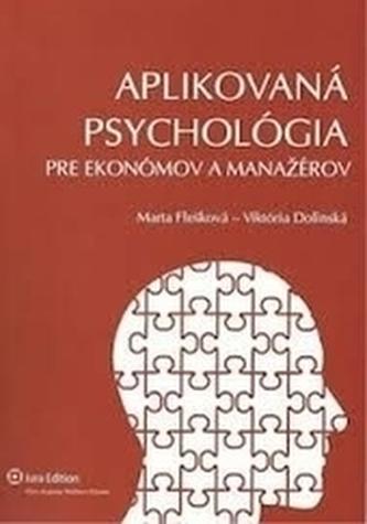 Aplikovaná psychológia pre ekonómov a manažérov