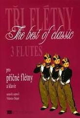The best of classic pro 3 příčné flétny