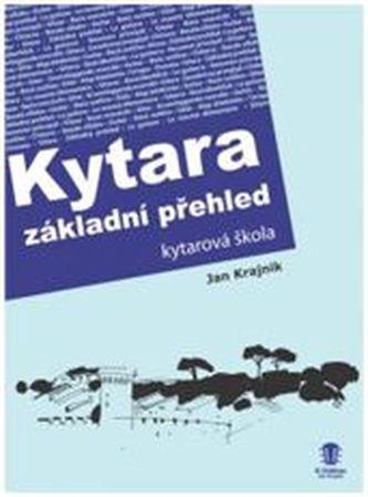 KYTARA - Základní přehled (kniha)