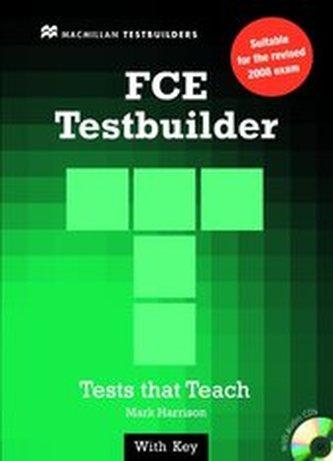 FCE Testbuilder w/k + CD