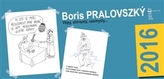 Kalendář Boris Pralovszký 2016