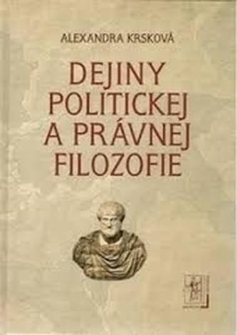 Dejiny politickej a právnickej filozofie
