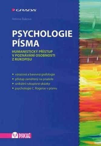 Psychologie písma - Humanistický přístup v poznávání osobnosti z rukopisu