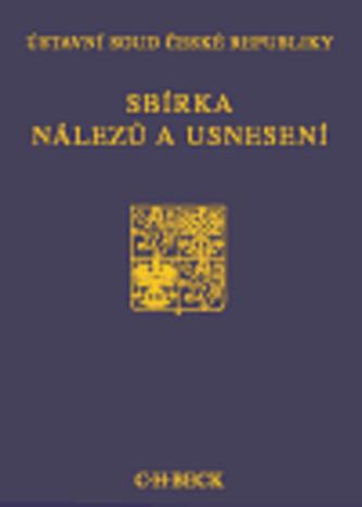 Sbírka nálezů a usnesení ÚS ČR, svazek 26, 2002 - II. díl