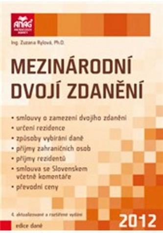 Mezinárodní dvojí zdanění 2012