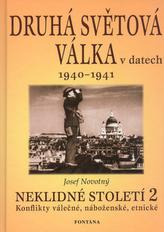 Druhá světová válka v datech 1940 - 1941