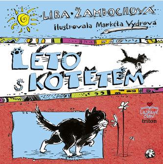 Léto s kotětem - Liba Žambochova