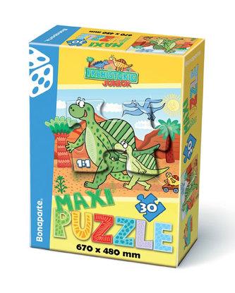 Puzzle MAXI 30 Prehistoric JUNIOR I.