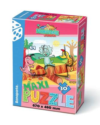 Puzzle MAXI 30 Prehistoric JUNIOR II. - neuveden