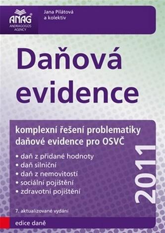 Daňová evidence 2011