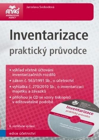 Inventarizace praktický průvodce 2011 + CD