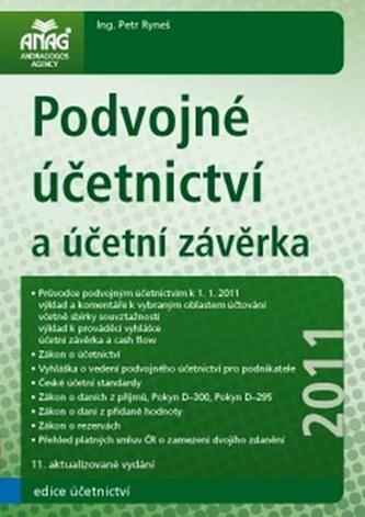Podvojné účetnictví a účetní závěrka 2011