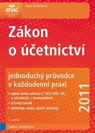 Zákon o účetnictví 2011