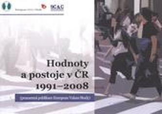Hodnoty a postoje v ČR 1991–2008