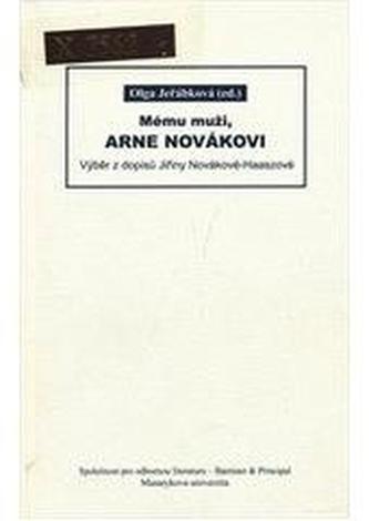 Mému muži, Arne Novákovi