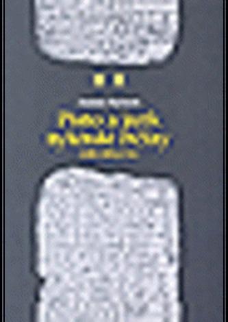 Písmo a jazyk mykénské řečtiny (1400-1200 př. Kr.)