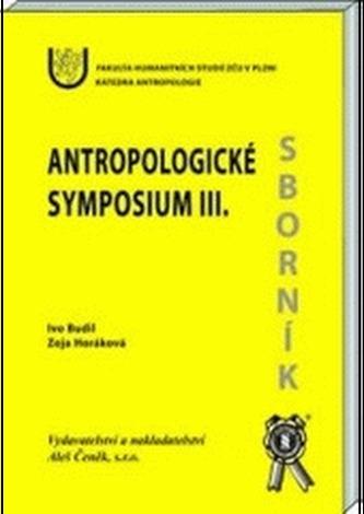 Antropologické symposium 3