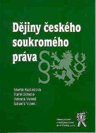 Dějiny českého soukromého práva