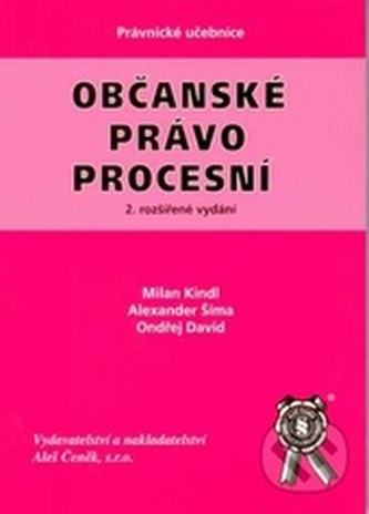 Občanské právo procesní