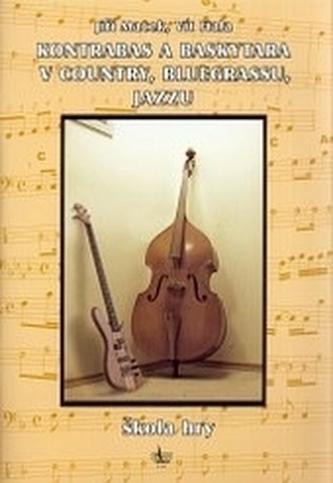 Kontrabas a baskytara v country, bluegrassu a jazzu