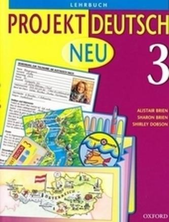 Projekt Deutsch Neu 3 - Lehrbuch