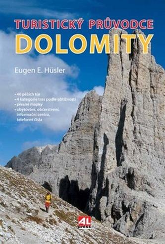 Turistický průvodce Dolomity