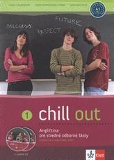 Chill out 1 SK – učebnica s pracovným zošitom + CD MP3