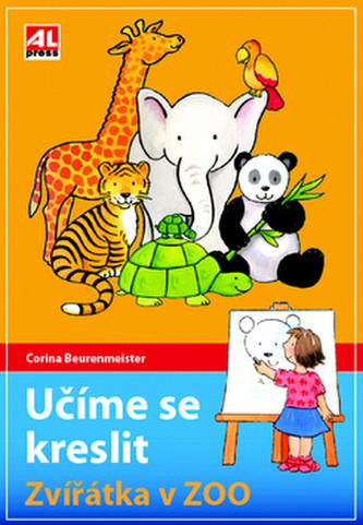 Učíme se kreslit Zvířátka v ZOO