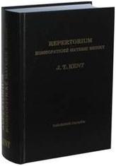 Repertorium homeopatické materie mediky - Dr. J. T. Kent upravené 2.vydání