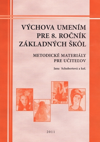 Výchova umením pre 8. ročník ZŠ met.príručka