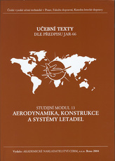 Modul 13 Aerodynamika, konstrukce a systémy letadel