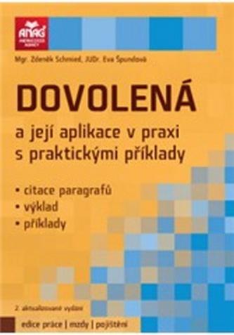 Dovolená a její aplikace v praxi s praktickými příklady 2012
