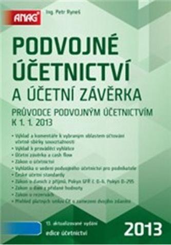 Podvojné účetnictví a účetní závěrka 2013