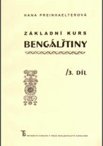 Základní kurs bengálštiny 3