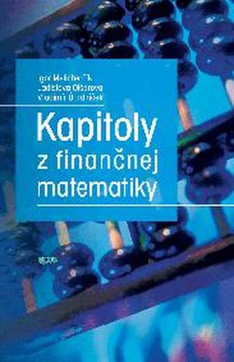 Kapitoly z finančnej matematiky