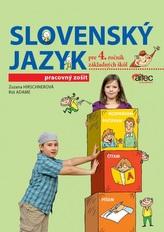 Slovenský jazyk pre 4. ročník základných skôl